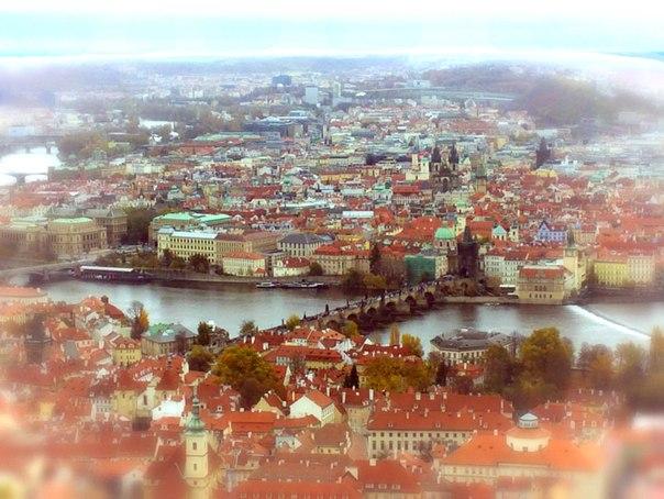 Отличный отдых + суперские фотки! Мастер-классы по фотографии в Праге.