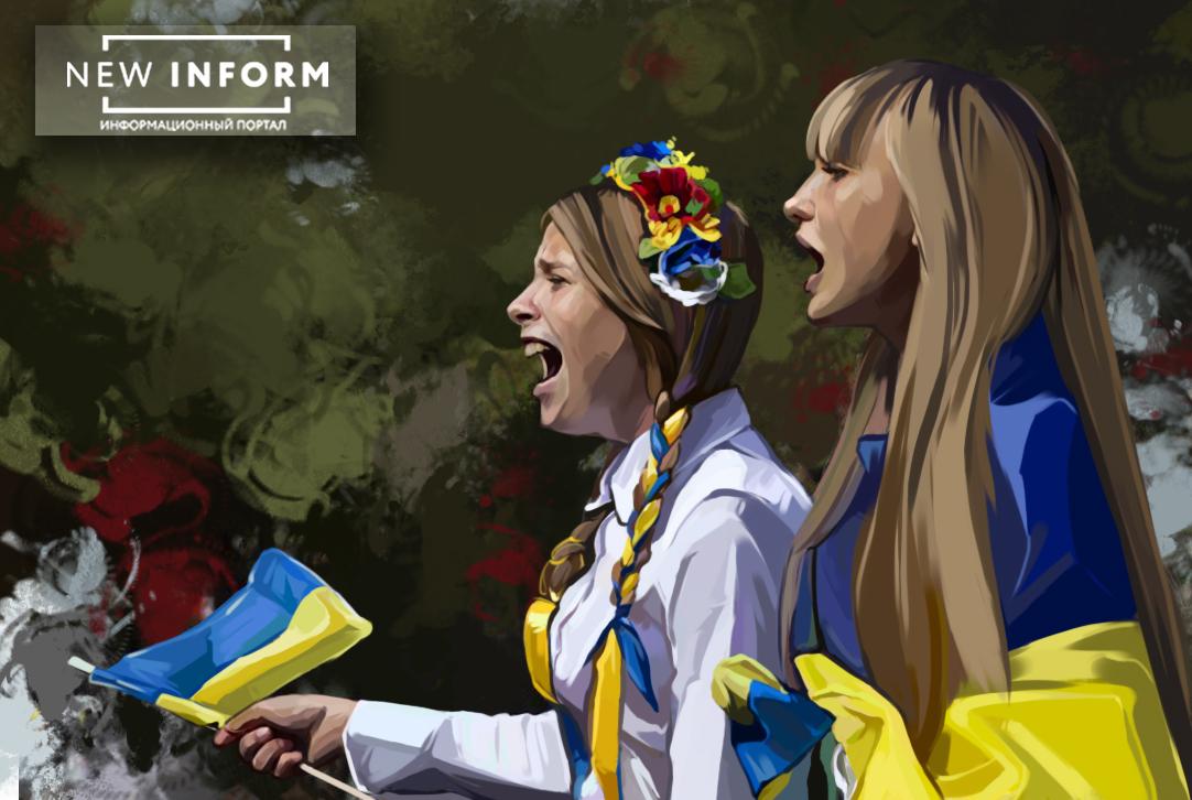 За Путина и победу! Американцы в русском Крыму ошарашили украинцев