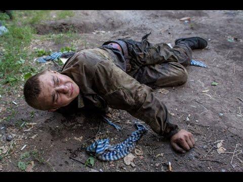 ополченцы взяли в плен солдатов нацгвардии украины