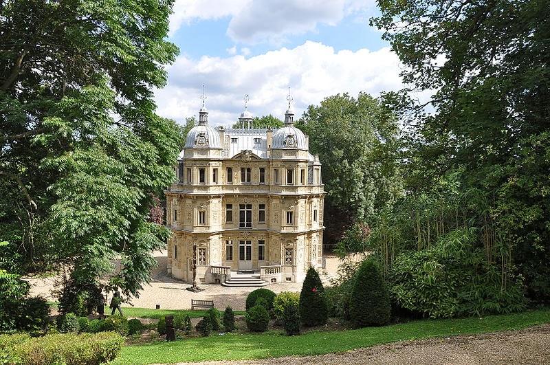 Как сейчас выглядит знаменитый замок Монте-Кристо, поместье Александра Дюма