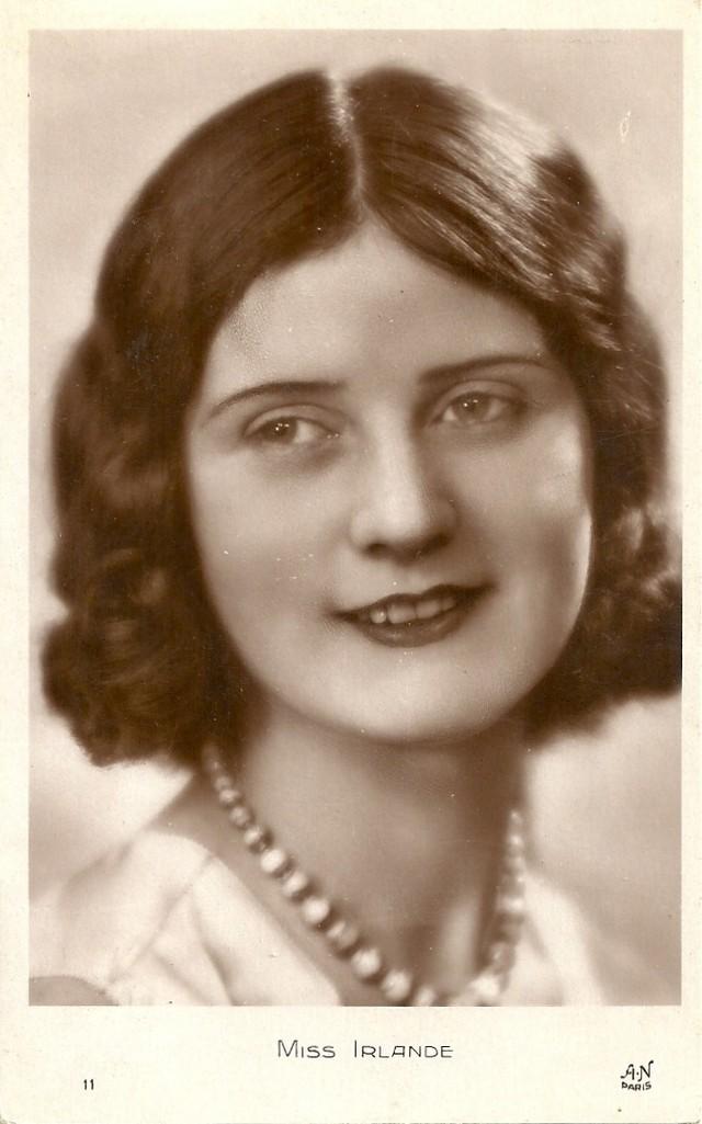 mseurope02 Ретрокрасавицы с конкурса «Мисс Европа — 1930»