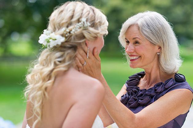 Мачеха хотела испортить ей свадьбу… (Поучительная история). Какая роскошь - быть не в моде...
