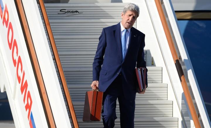 Керри собирается в Москву. Ч…
