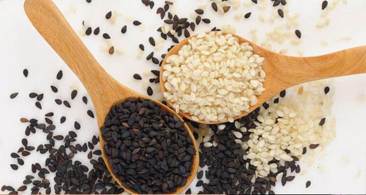 Семена, которые снимут отек в коленях и восстановят сухожилия
