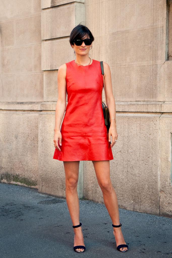 Кожа как символ стиля: 10 нарядов которые должны быть у каждой женщины