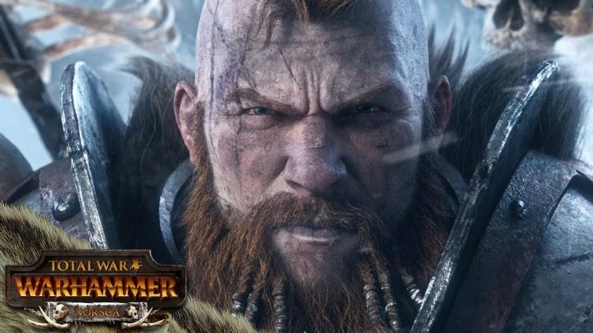 Обзор Total War: Warhammer — Norsca. Гости с Крайнего Севера