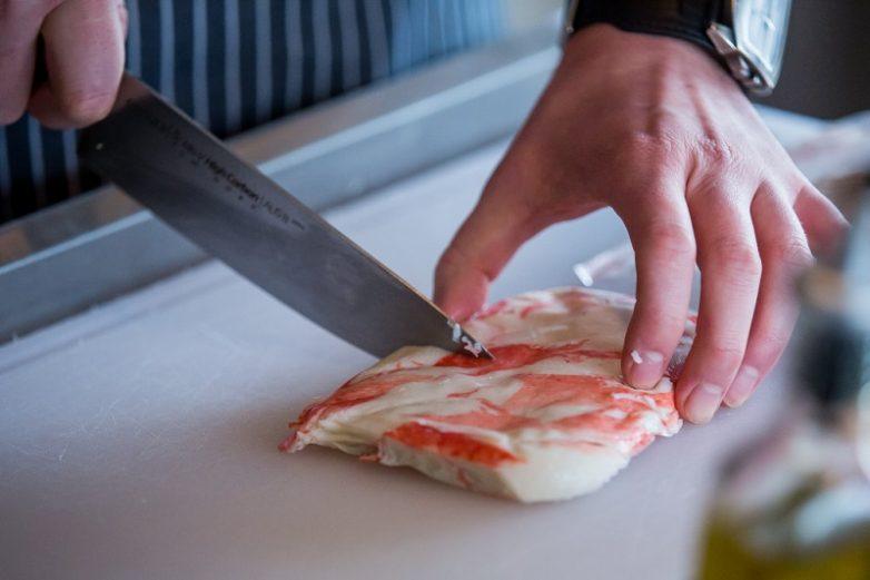 Необычные результаты экспертизы крабового мяса