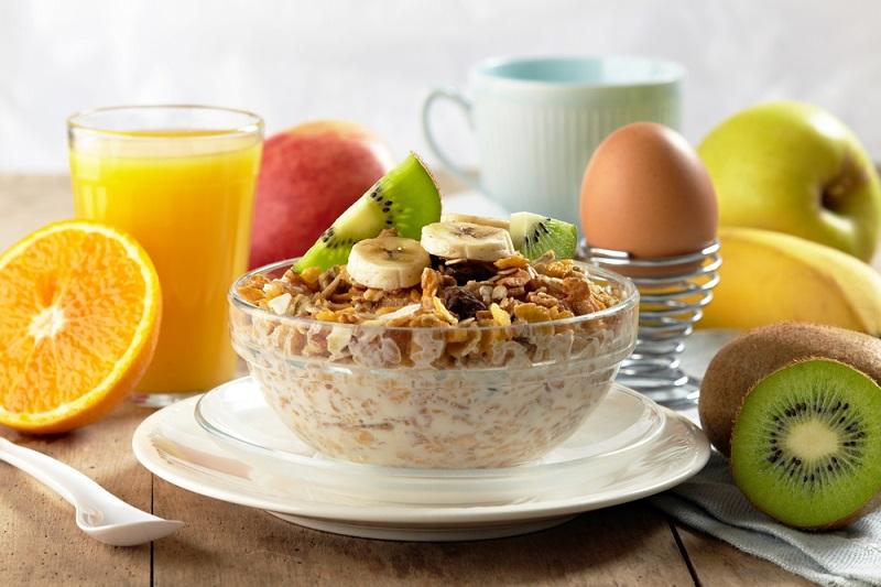 Лучший завтрак для тех, у кого выпирает живот (супруг завтракает только так)