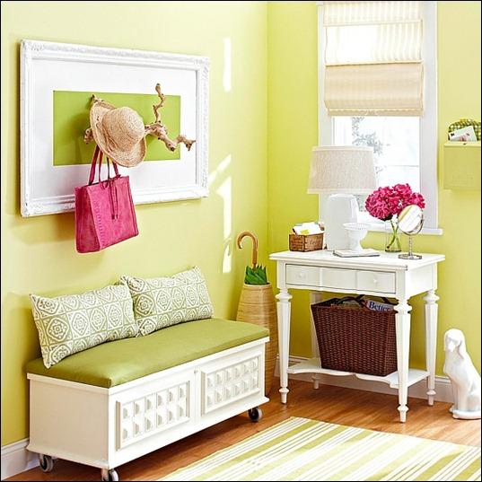 Декорируем старую мебель сво…