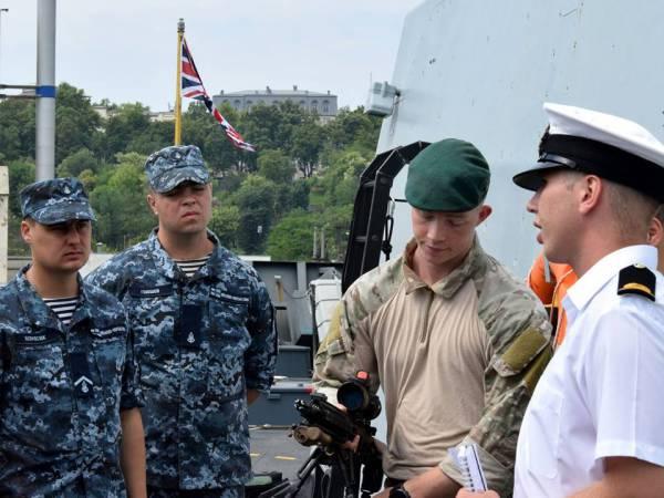 В Москве рассказали, что случится с британскими моряками, если они примут участие в новой провокации Украины