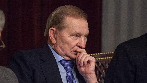 Вопросом обмена пленными в Донбассе занимается сам Порошенко — Кучма