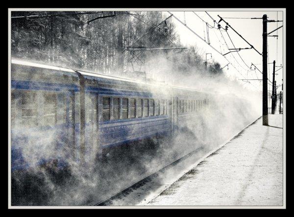 Поезда призраки по версии ученых