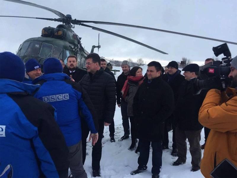 Климкин предложил ввести миротворцев в Крым
