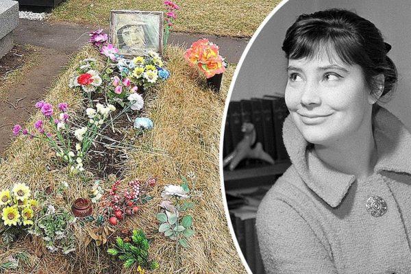 Сын Татьяны Самойловой не дал ни копейки на памятник своей гениальной матери, помогла Самбурская