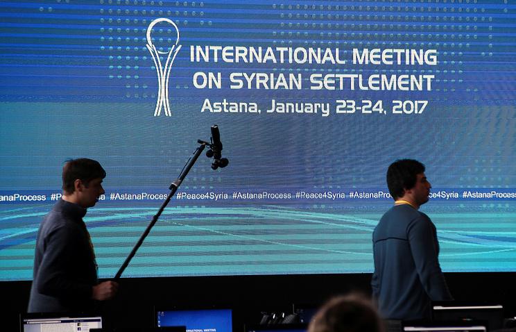 Судьба Сирии будет решена в Астане