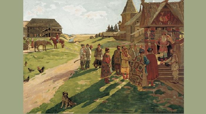 Целовальник - одна из самых загадочных древних профессий на Руси