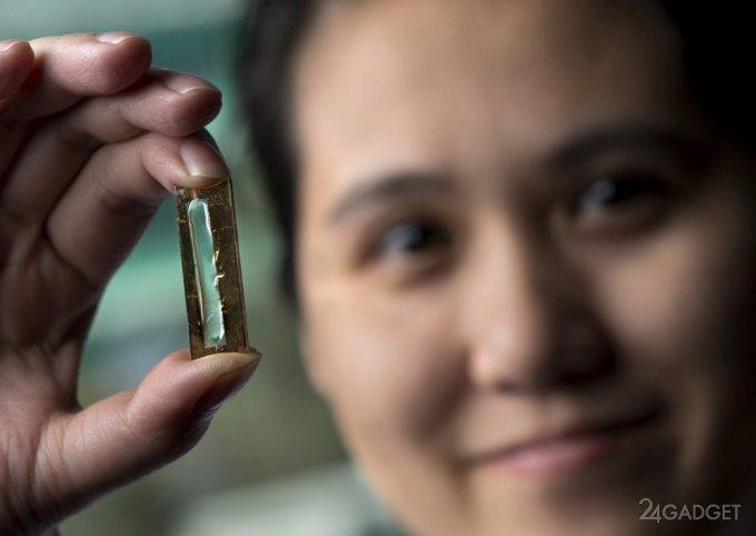 Ученые случайно изобрели вечный аккумулятор