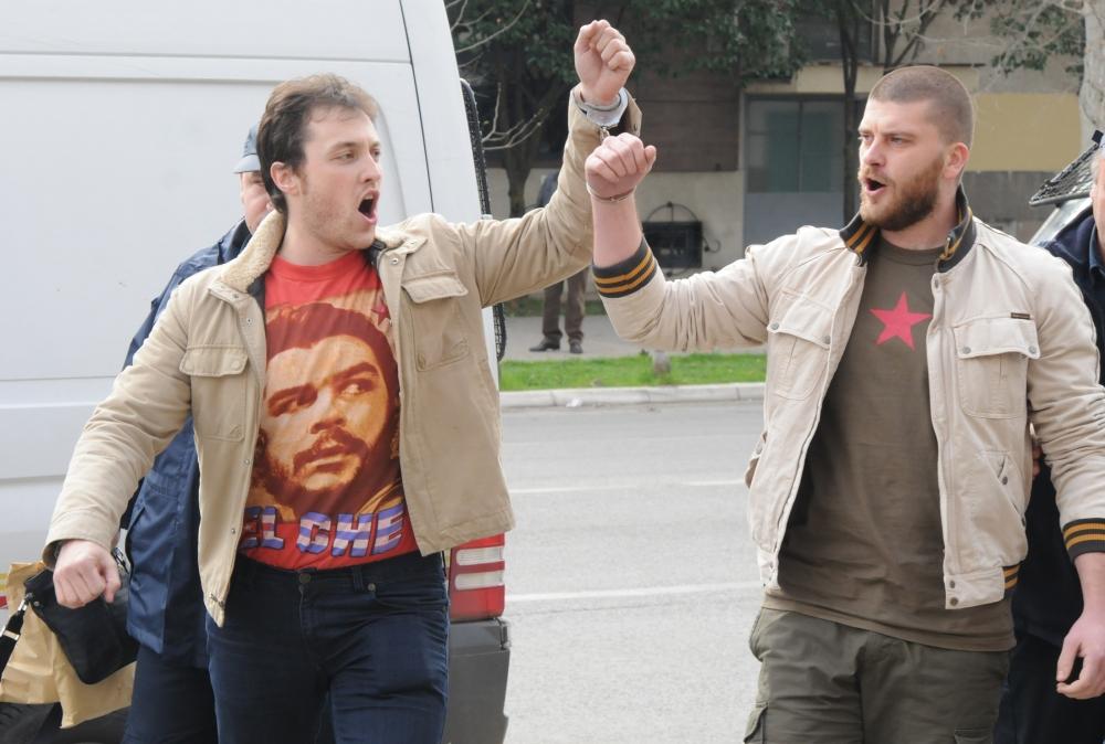"""Противники НАТО в Черногории испугались превращения в """"новую Украину"""""""