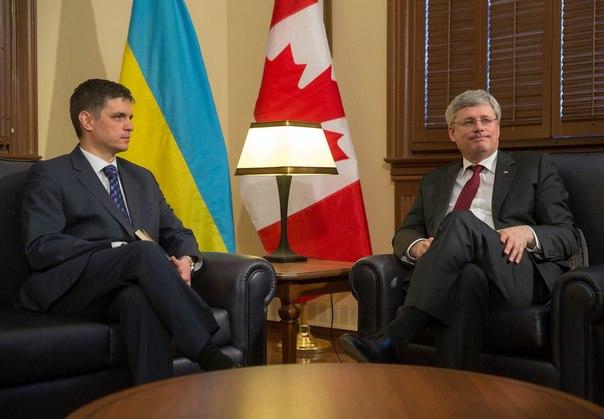 Посол Украины в Канаде: Запад не помогает украинцам, потому что боится России