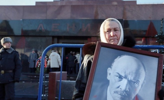 Захар Прилепин. Начнете Ленина хоронить – он в ответ самих вас похоронит