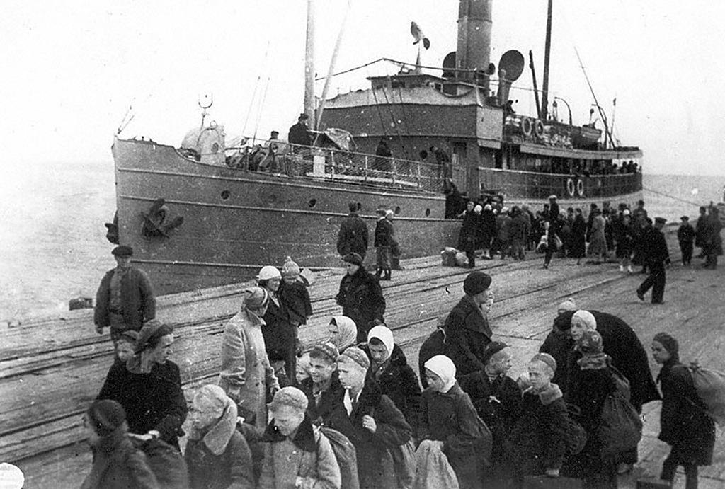 Финские концлагеря в россии в 1941-1944гг