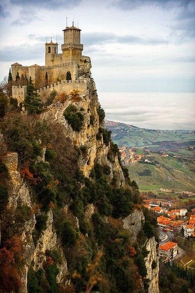«Светлейшая республика» Сан-Марино
