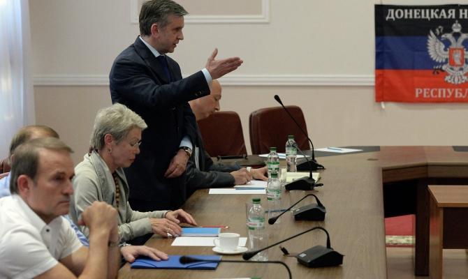 Песков: контактная группа по Украине соберется вскоре на том же уровне