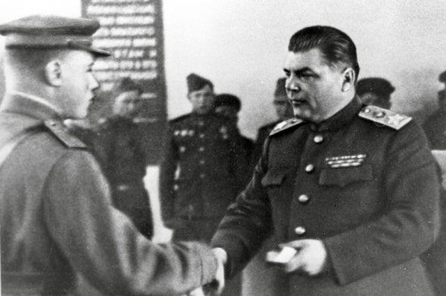 Маршал из Одессы. Жизнь Родиона Малиновского была интереснее романов Дюма