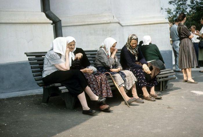 Жизнь в Советском Союзе глазами иностранца