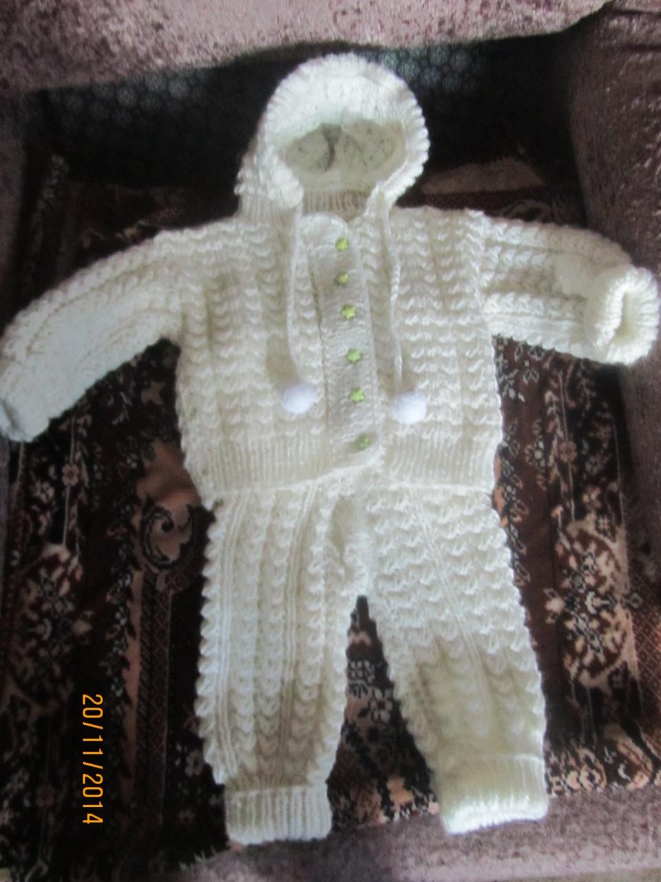 Вязание с берсановой пальто 8