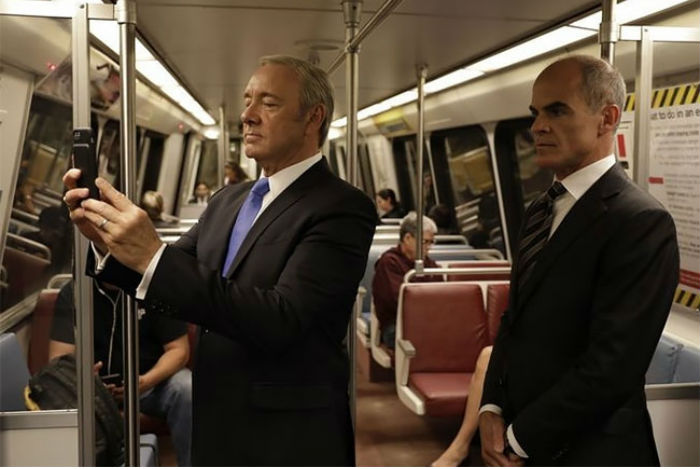 Бывший фотограф Обамы и Рейгана снял президента США из сериала «Карточный домик»