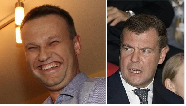 Дмитрий Медведев страшно ото…