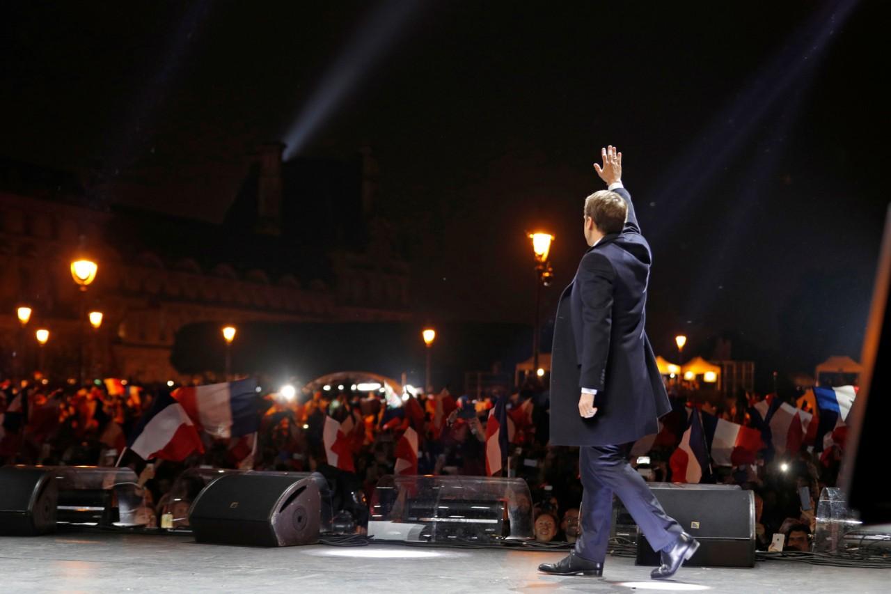 Франция: имитация борьбы между глобалистами завершена