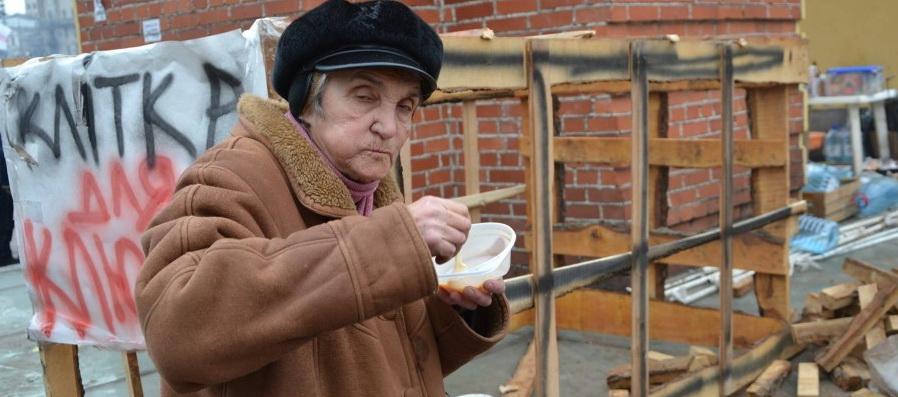Украина конкурирует с Молдовой за звание беднейшей страны Европы