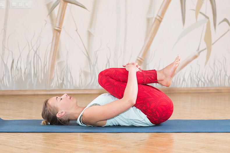 6 упражнений, которые снимут напряжение от шеи до пяток!
