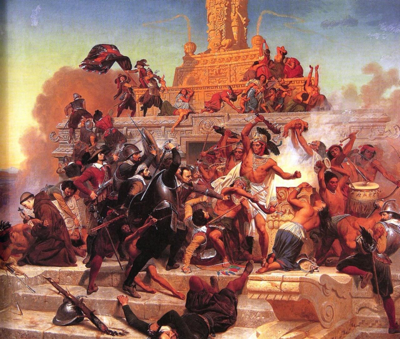 Колонизация Латинской Америки: заглядывая в прошлое