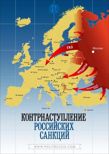2015 время для контрнаступление российских санкций