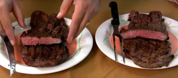 Даже самое жесткое мясо по вкусу будет напоминать нежную ягнятину. Невероятно крутой совет!