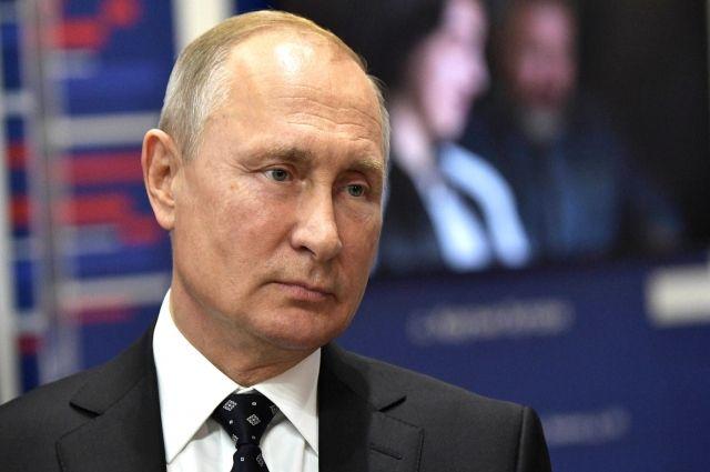 Путин поздравил с юбилеем Институт социологии РАН