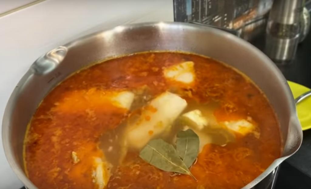 Капустняк - вкусное блюдо украинской, словацкой и польской кухни