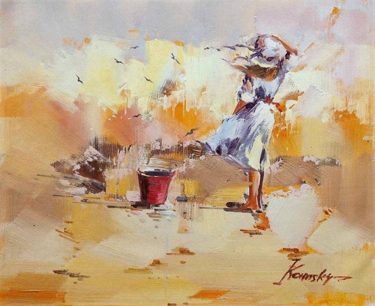 художник Савелий Камский картины – 04