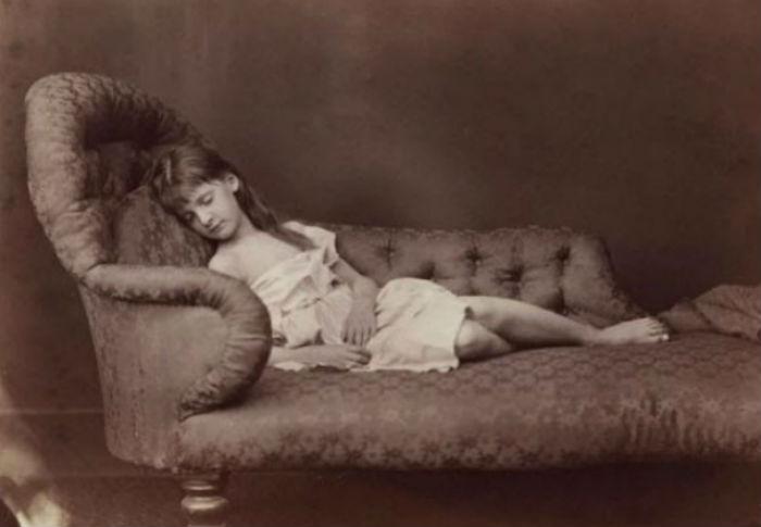 Юные Алисы: портреты детей от Льюиса Кэрролла