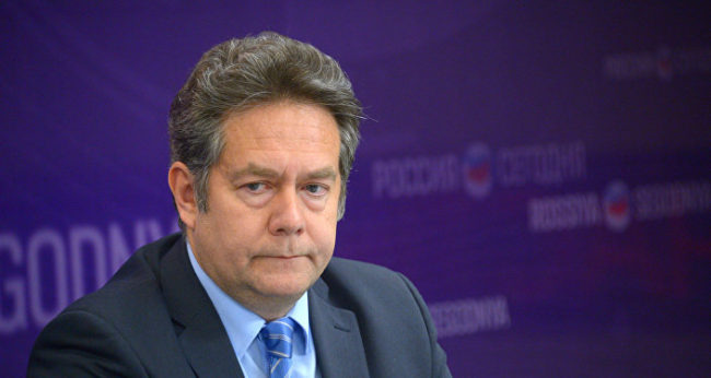 Россия должна разорвать все отношения с киевским режимом и образовать в Донецке альтернативное украинское правительство