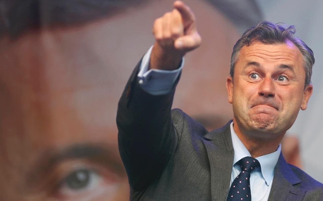 Кандидат в президенты Австрии призвал к признанию Крыма российским
