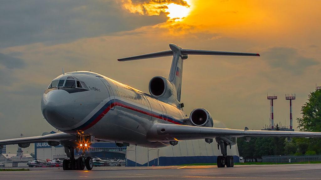 Следствие сосредоточилось на двух версиях катастрофы Ту-154