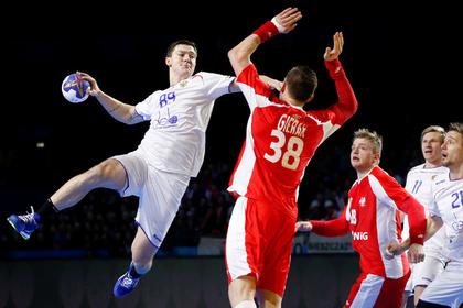 Российские гандболисты вышли в 1/8 чемпионата мира