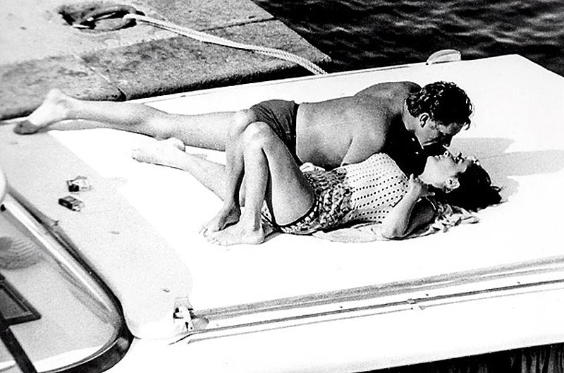 035 Яростная любовь: Элизабет Тейлор и Ричард Бартон
