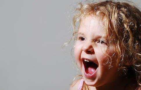 Как вылечить детскую иистерику