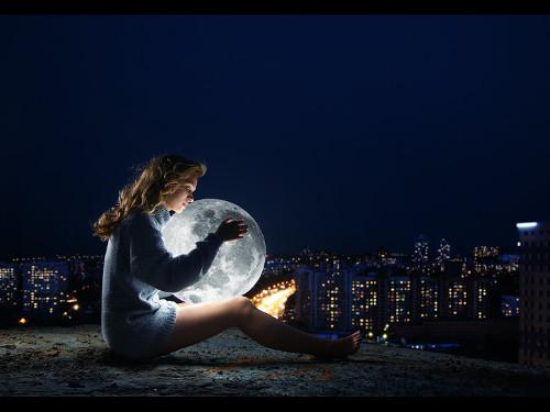 Завтра полнолуние. Заговоры на Луну: на деньги, любовь, удачу