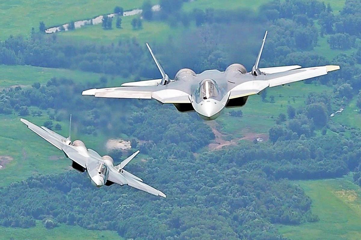 Западные эксперты обречены: информационная война против Су-57 и С-500